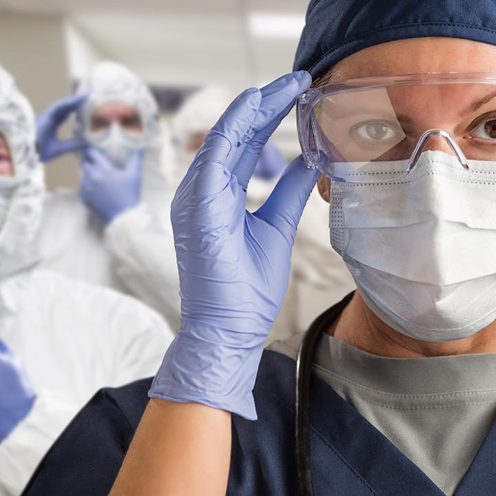 感染管理認定看護師